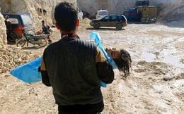 Nga phát hiện âm mưu sử dụng vũ khí hóa học ở Syria