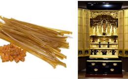 """Kỹ thuật đóng bàn thờ Phật """"siêu đẳng"""" của người Nhật: Không cần 1 chiếc đinh, thứ kim loại duy nhất được dùng là vàng!"""