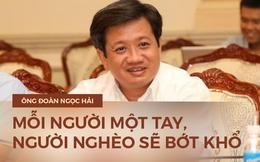"""NÓNG: Ông Đoàn Ngọc Hải mở tài khoản tiếp nhận quyên góp, Thượng tướng Võ Văn Tuấn và ĐBQH Lưu Bình Nhưỡng sẽ """"mở hàng"""" ủng hộ"""