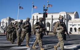 Mỹ chi 521 triệu USD cho hoạt động của lực lượng Vệ binh quốc gia tại Đồi Capitol