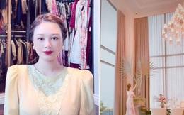 """Nhà của """"phu nhân penthouse"""" Anan Nguyễn nổi tiếng TikTok hoành tráng tới cỡ nào?"""