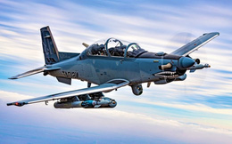 AT-6 Wolverine - máy bay tấn công hạng nhẹ thế hệ mới với các tính năng vượt trội