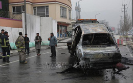 Nổ bom xe tại miền Tây Afghanistan, 7 người thiệt mạng