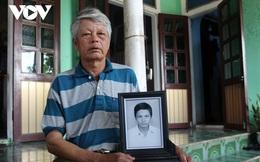Hành trình đằng đẵng 30 năm đi tìm di ảnh cho liệt sĩ Gạc Ma