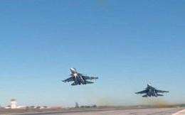 Chiến đấu cơ Nga yểm trợ, bộ binh Syria tấn công, IS không đường thoát