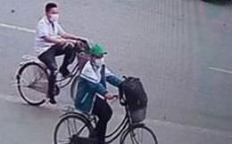 2 học sinh lớp 5 đạp xe 140km 'trốn' nhà từ Thái Bình vào Thanh Hoá và câu chuyện xúc động phía sau
