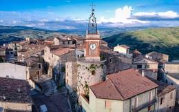 Nỗi buồn từ cơn sốt nhà giá 1 euro ở Italy