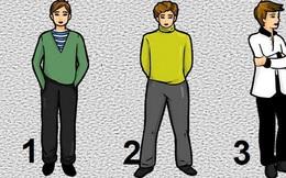 Đọc vị tính cách đối phương thông qua dáng đứng: Người có tư chất lãnh đạo đứng như thế nào?