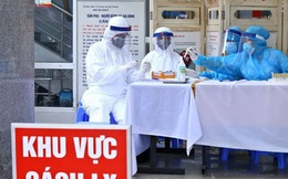 Hà Nội ghi nhận 1 ca dương tính SARS-CoV-2, là người nhập cảnh, đã cách ly ngay