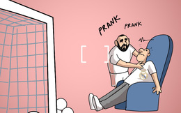 """Biếm họa 24h: Benzema """"giải cứu"""" HLV Zidane"""