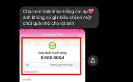 Cô gái đăng ảnh khoe người yêu gửi 5 triệu làm quà nhưng biết rõ sự thật, chẳng ai nhịn nổi cười