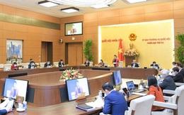 Thường vụ Quốc hội cho ý kiến về công tác nhân sự trình Quốc hội