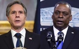 Hai bộ trưởng Mỹ đi xây 'năng lực răn đe' ở châu Á