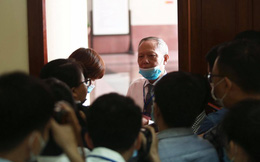 Xét xử vụ giết người, đổ bê tông phi tang xác ở Bình Dương: Chủ mưu bị sốc tâm lý khi nghe tin cha mất, tòa tạm hoãn