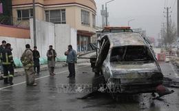 Hai vụ nổ liên tiếp tại Afghanistan khiến ít nhất 13 người thương vong