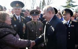 """TT Putin nêu lí do ông quyết định tổ chức trưng cầu dân ý ở Crimea: Lo """"kịch bản Donbass"""" lặp lại"""