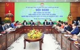 30 người nộp hồ sợ tự ứng cử Đại biểu Quốc hội tại Hà Nội