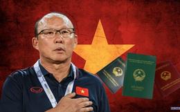 HLV Mai Đức Chung: 'Ông Park muốn nhập quốc tịch Việt Nam'