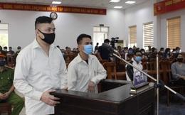 Hai gã đàn ông đấm cán bộ công an tại chốt kiểm dịch Covid-19 ở Quảng Ninh lĩnh án 45 tháng tù