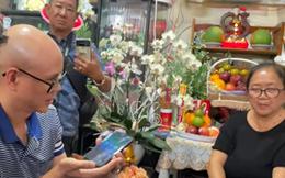 """Phan Đinh Tùng tới nhà ba mẹ Vân Quang Long, gọi điện cho Linh Lan """"ba mặt một lời"""" làm rõ mọi chuyện"""