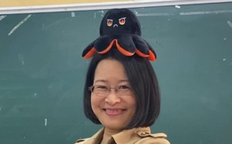 Cô giáo tò mò 'nghiên cứu' chú bạch tuộc cảm xúc: Có gì hot mà lũ trẻ yêu thích thế nhỉ?