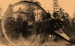 Xe tăng Sa hoàng cao bằng nhà 3 tầng kỳ dị nhất lịch sử: Vì sao không thể lăn bánh?