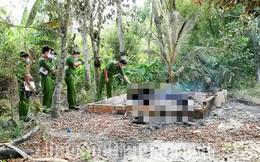 Vụ án nghiêm trọng ở Sóc Trăng: Một người tử vong trong chòi, công an phát hiện thêm thi thể trong đám cháy