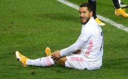 Real nhận tin dữ từ Hazard trước vòng 1/8 Champions League