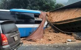 Tai nạn nghiêm trọng ở Hòa Bình làm 3 người tử vong, 1 người bị thương