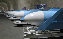 """Vệ binh Cách mạng Hồi giáo Iran khoe 'thành phố tên lửa"""" mới"""