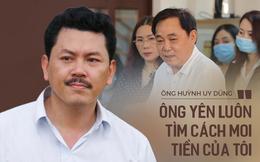 """Đại gia Dũng lò vôi: Ông Võ Hoàng Yên """"luôn tìm cách moi tiền của tôi"""", tượng phật nói 580 triệu, tôi mua chỉ 16 triệu đồng..."""