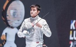 Đấu kiếm Việt Nam cạn dần cơ hội đoạt vé Olympic