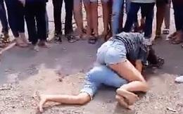 Công an vào cuộc vụ hai nữ sinh đánh nhau dã man ở Kiên Giang