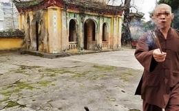 Sư trụ trì chùa xua đuổi, đập hương đang cháy vào tay người phụ nữ từng bị đề nghị chuyển đi nơi khác