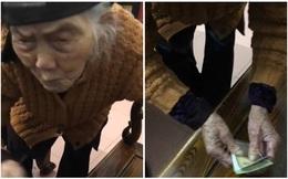Cháu trai đi làm ăn xa, cụ bà 104 tuổi cố dúi tiền vào tay, câu nói khiến ai cũng nghẹn ngào