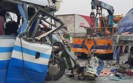 Vụ xe khách đi lễ đền gặp tai nạn khiến 2 người tử vong: Tạm giữ hình sự tài xế, hé lộ nguyên nhân ban đầu