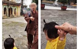 Vụ sư thầy cầm nhang đuổi nữ phật tử: Cho nghiệp sư giáo dục trong 3 tháng, không thay đổi thì sẽ tẩn xuất