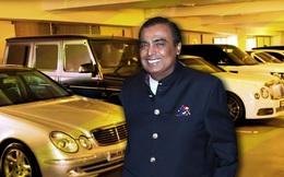 Tỷ phú giàu nhất Ấn Độ Mukesh Ambani được bảo vệ nghiêm ngặt như 'tài sản quốc gia': 55 vệ sĩ cao cấp, dàn siêu xe hộ tống 24/7
