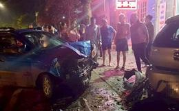 Bắc Kạn: Đi bộ trên vỉa hè, 1 phụ nữ bị ô tô lao lên đâm tử vong