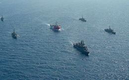 """Bị """"vuốt mặt"""" ngay trên lãnh hải quốc gia: Thổ Nhĩ Kỳ """"nóng máu"""", cảnh cáo thẳng 3 nước Địa Trung Hải"""