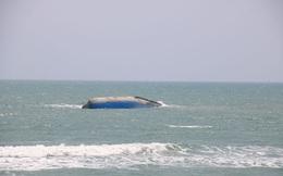 Khẩn trương chặn sự cố tràn dầu và tro xỉ trên vùng biển Mũi Né