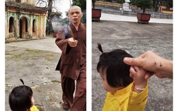 Vì sao trụ trì chùa ở Hải Phòng xua đuổi, đập hương cháy vào tay người phụ nữ bị đề nghị tẩn xuất khỏi Tăng đoàn?