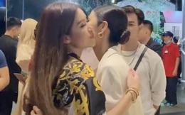 """Khoảnh khắc """"đệ nhất con nhà giàu Việt"""" chạm mặt chị dâu Hà Tăng, hé lộ mối quan hệ phía sau cánh cổng hào môn"""