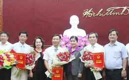 Bình Phước công bố quyết định về công tác cán bộ