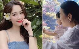 """Hiếm lắm mẹ chồng đại gia của Hoa hậu Đặng Thu Thảo mới lộ diện, bà chủ hào môn tài sản """"nghìn tỷ"""" trông thật gần gũi"""