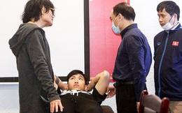 HLV Park Hang-seo lo chấn thương của Đoàn Văn Hậu, ngóng Đình Trọng trở lại