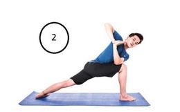 Yoga cho phái mạnh tăng thể lực