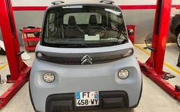 Citroen Ami đầu tiên về Việt Nam: Xe điện đô thị thiết kế lạ, 2 chỗ, giá quy đổi hơn 150 triệu đồng