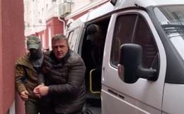 FSB ngăn chặn, bắt giữ một công dân Nga ở Crimea thu thập thông tin tình báo cho Ukraine