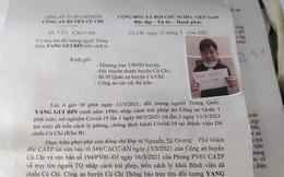 Công an TP.HCM thông báo truy tìm trên 21 quận, huyện người đàn ông quốc tịch Trung Quốc trốn khỏi khu cách ly